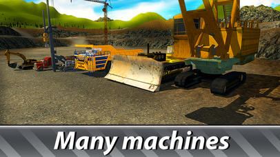 Quarry Machines Simulator screenshot 4