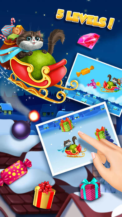 Farm Animals Christmas FULL screenshot 4