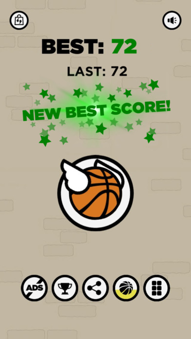 Flappy Dunk screenshot 5