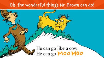 Mr. Brown Can Moo! Can You? screenshot 1