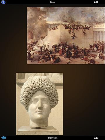 Roman Emperors Info + screenshot 9