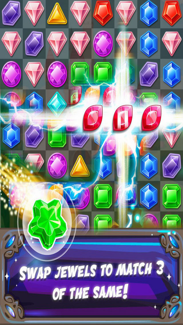 Gems Adventure Journey screenshot 2