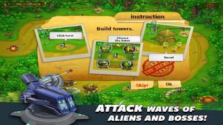 Defense Town: Heroes Fighter World screenshot 2