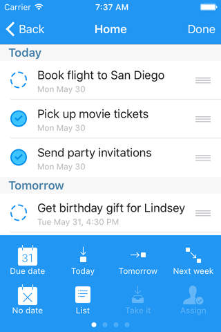 Todo Cloud: To-Do List and Task Manager - náhled