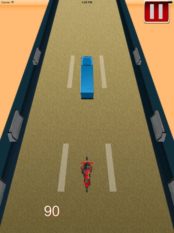 Bike Angry Wheels - Stock Motorcycle Racing screenshot 7