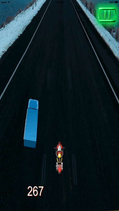 A Dangerous Motorcycle Racing - furiously game screenshot 4