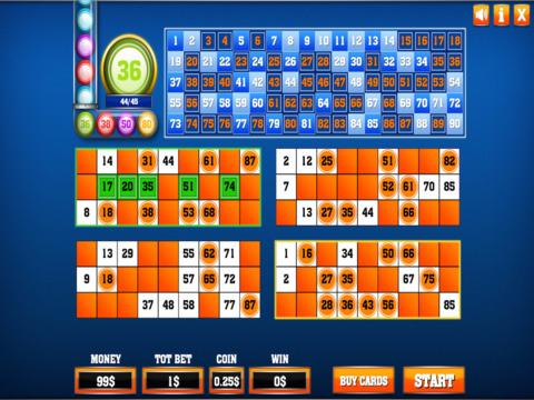 Bingo! (offline) screenshot 7