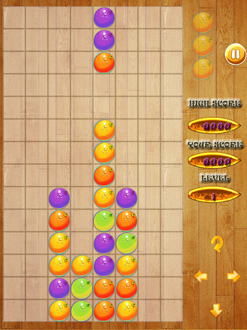 Fruit Blitz Frontline PRO - Fruit Adventure Grand Match-Three Puzzle Challenge screenshot 9