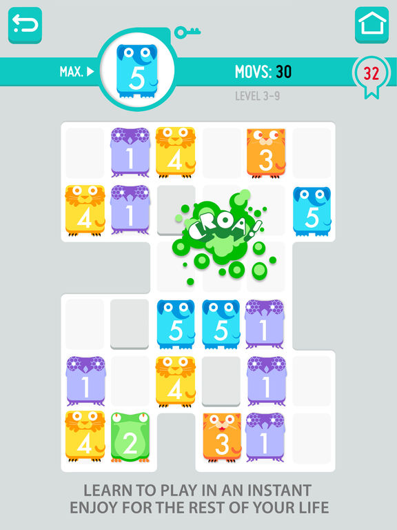 Yumbers: The yummy numbers game screenshot 10