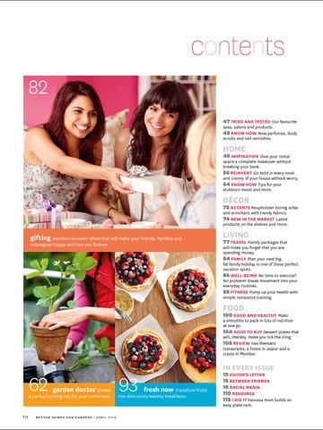 Better Homes & Gardens Ind Mag screenshot 7