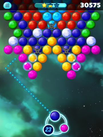 Supernova Bubble Puzzle screenshot 6