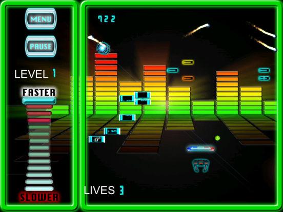 Brick Destroyer Dash - Classic Awesome Breaker screenshot 7