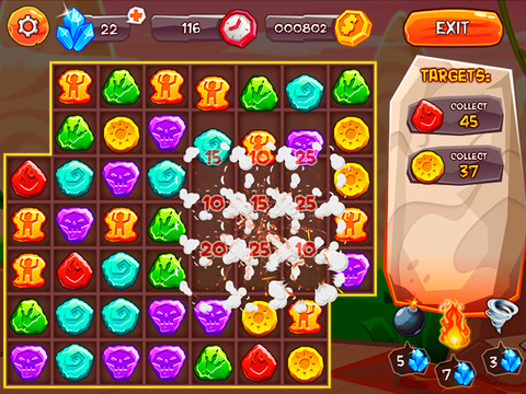 Evolution Jewels screenshot 4
