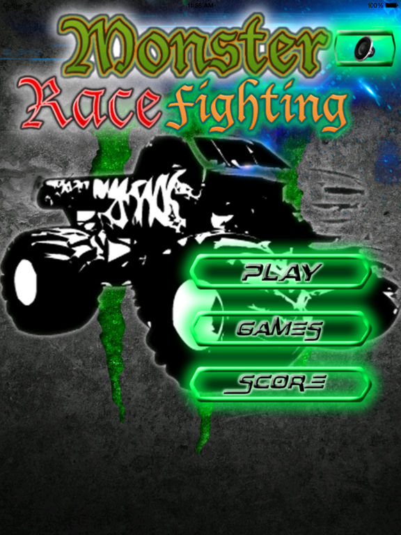 Monster Race Fighting PRO - A Truck Speed Amazing screenshot 6