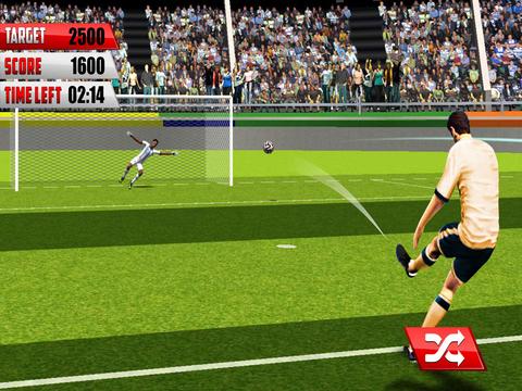 Football Penalty Shoots screenshot 8