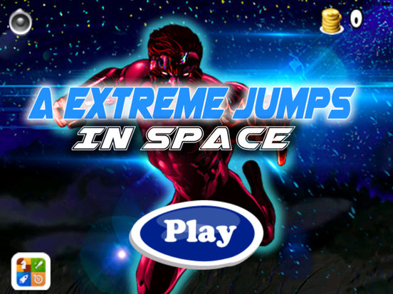 A Extreme Jumps In Space PRO - Super Cool Jumping Game screenshot 6