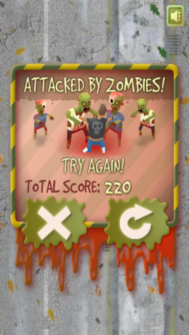 Zombie Getaway screenshot 5