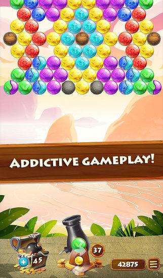 Bubble Shooter Treasure screenshot 4