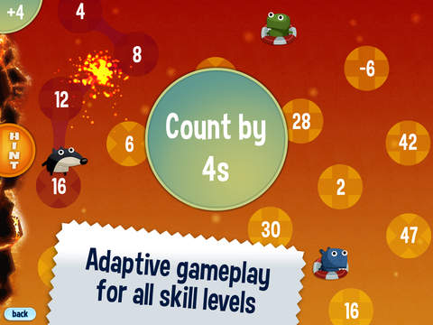 Jump Numbers Game screenshot 8