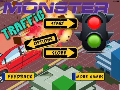 Moster Traffic Rush - Ilegal Race screenshot 9