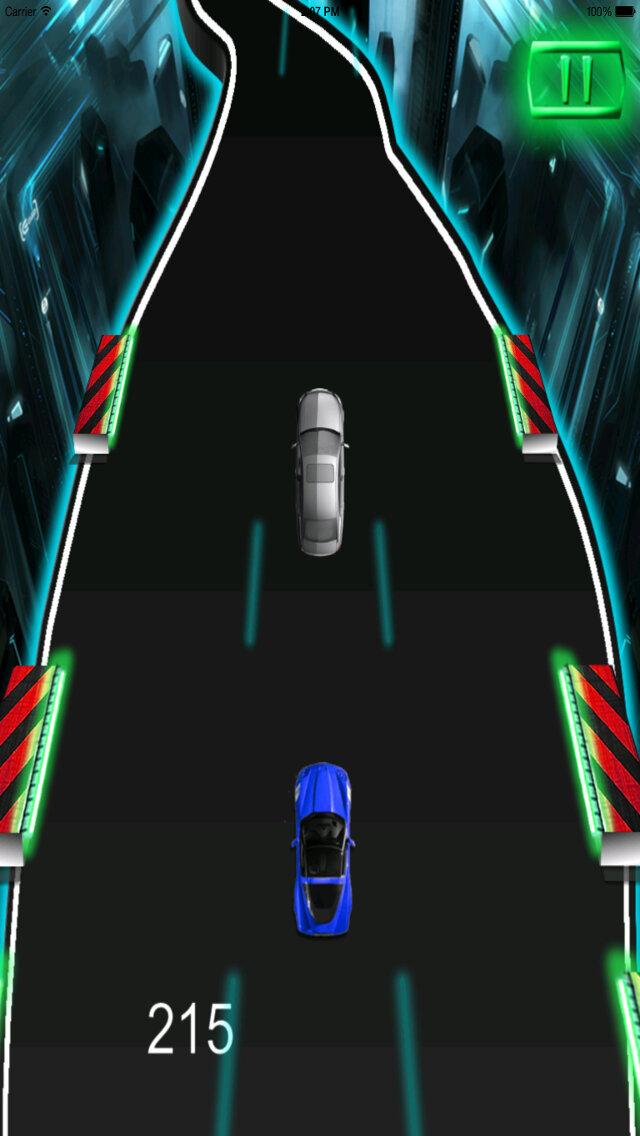 A Speed Night E1 - Top Best Cars Formula Race Simulator F1 Edition screenshot 3
