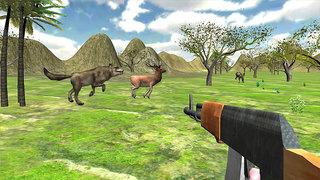 Deer Rescue Mission- kill wolf screenshot 3