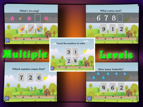 Preschool, Kindergarten learning games for age 3-8 screenshot 7