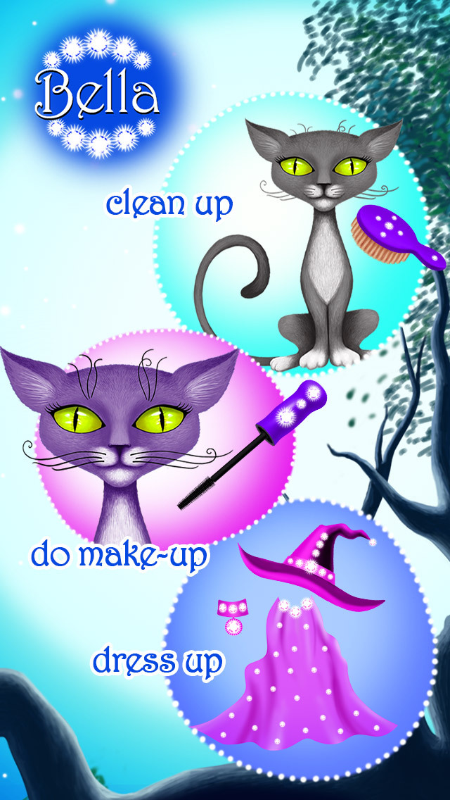 Magic Princess Makeover - No Ads screenshot 5