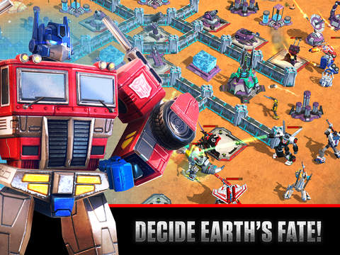 Transformers: Earth Wars screenshot 7