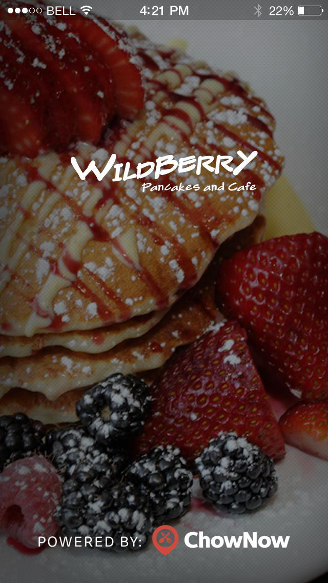 Wildberry Cafe screenshot 1