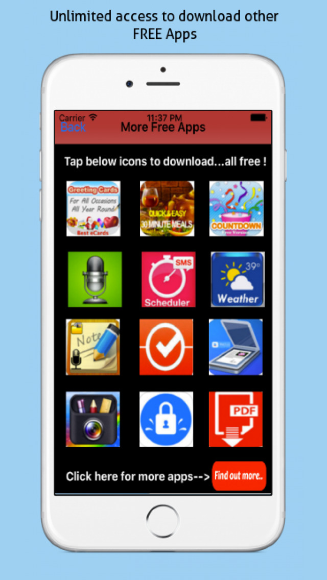 Best Jokes App - 10 Inch Smile (FREE) screenshot 4
