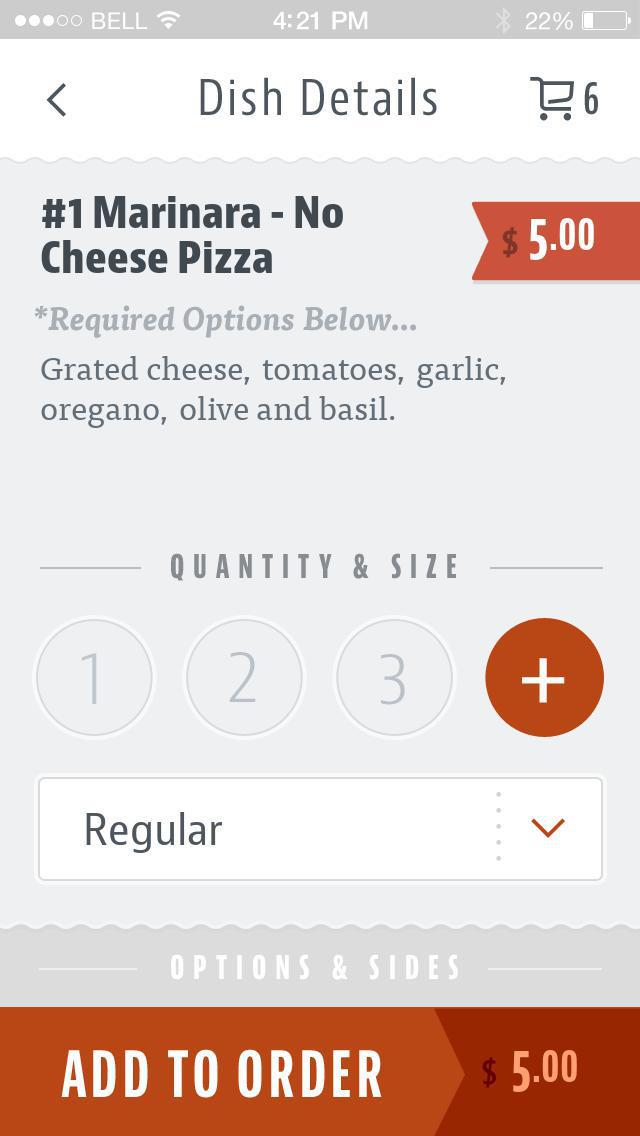Coletti's Pizza Factory screenshot 4