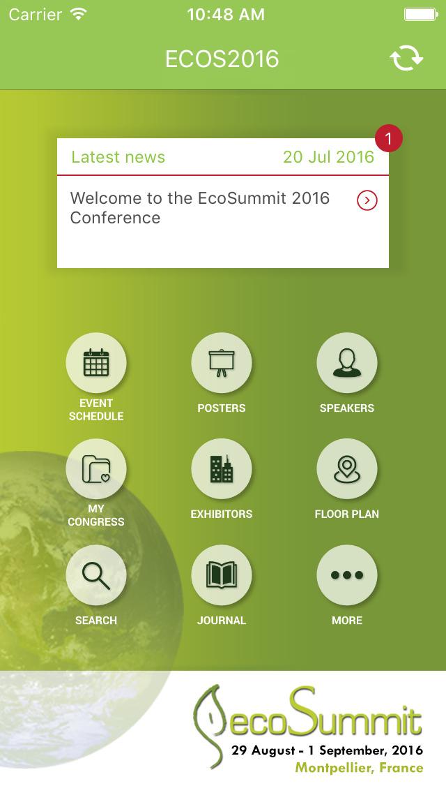 ECOS2016 screenshot 2