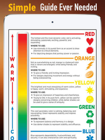 Colors Psychology:Guide and Basics screenshot 7