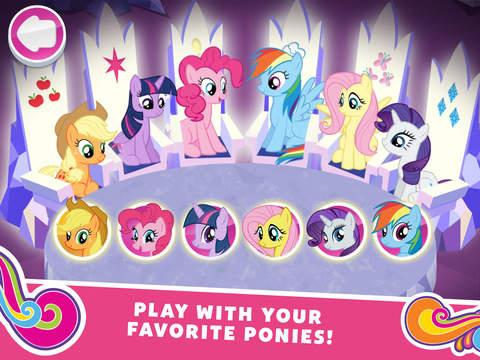 My Little Pony: Harmony Quest screenshot 7