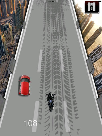 A Futuristic Avenger Motorcycle - Awesome Bike Race Temple screenshot 7