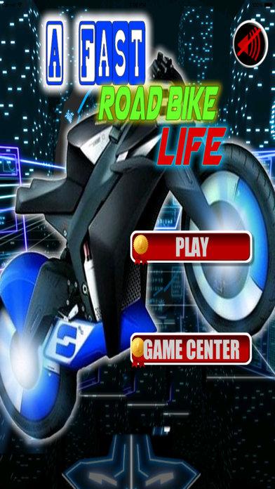A Fast Road Bike Life PRO - Great Bike Game screenshot 1