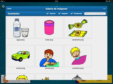 Hablar y Signar screenshot 4