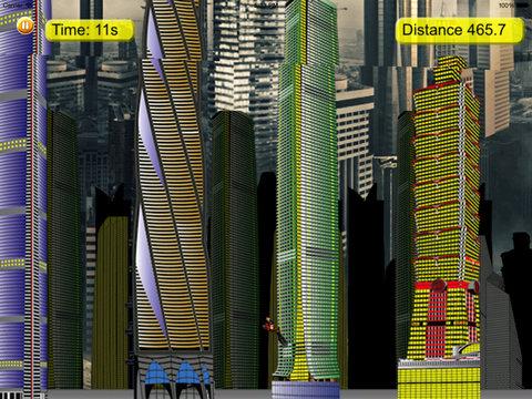 Future Rope Hero - Holy Adventure Swing screenshot 8