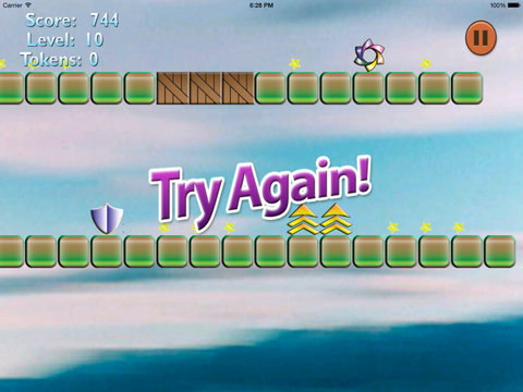 Ball Devil - Intense Amazing Jump Flames screenshot 8