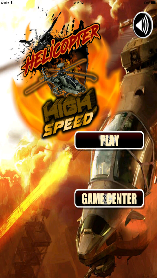 A Helicopter High Speed - A Xtreme Flying Ride screenshot 1