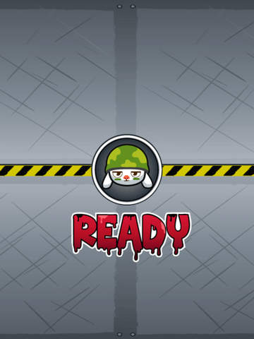 Rabbit Zombie Defense screenshot 8