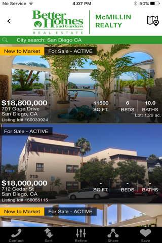 McMillin Realty - San Diego CA - náhled