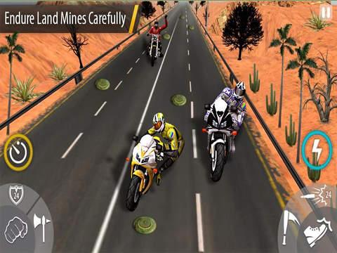 Bike Attack Race screenshot 7