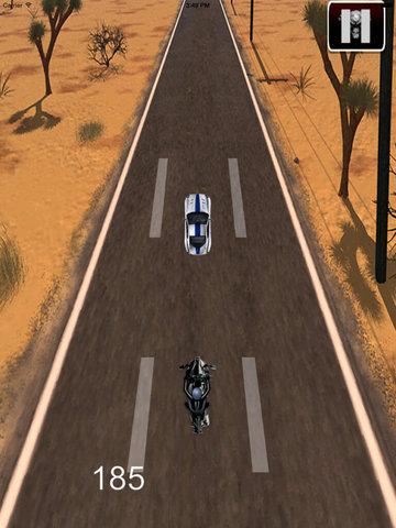 A Hallucinatory Speed Biker Pro - Amazing Real Bike Race screenshot 9