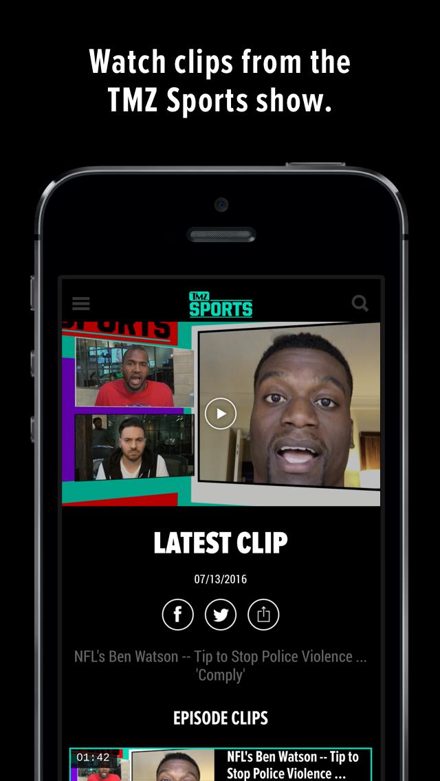TMZ Sports screenshot 3