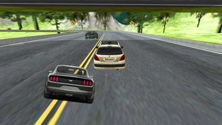 Extreme Car Driving: 3D Racing Simulator Free screenshot 3