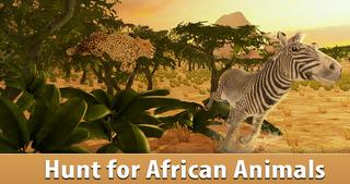 African Cheetah: Wild Animal Simulator 3D Full screenshot 1