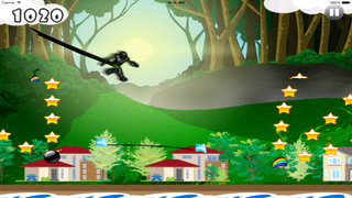 Academy Radiation Super Hero Pro - Jump and Fly City War Clash screenshot 2