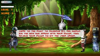 Brave Arrow Fighter - Secret Clan screenshot 2